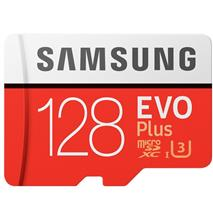 SAMSUNG EVO Plus 128GB UHS-I U3 MicroSDXC Memory Card with Adapter